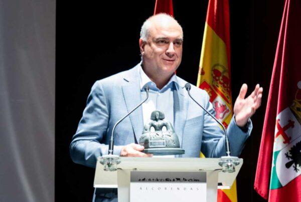 Net-Pharma galardonada en la I Edición Premios Alcobendas
