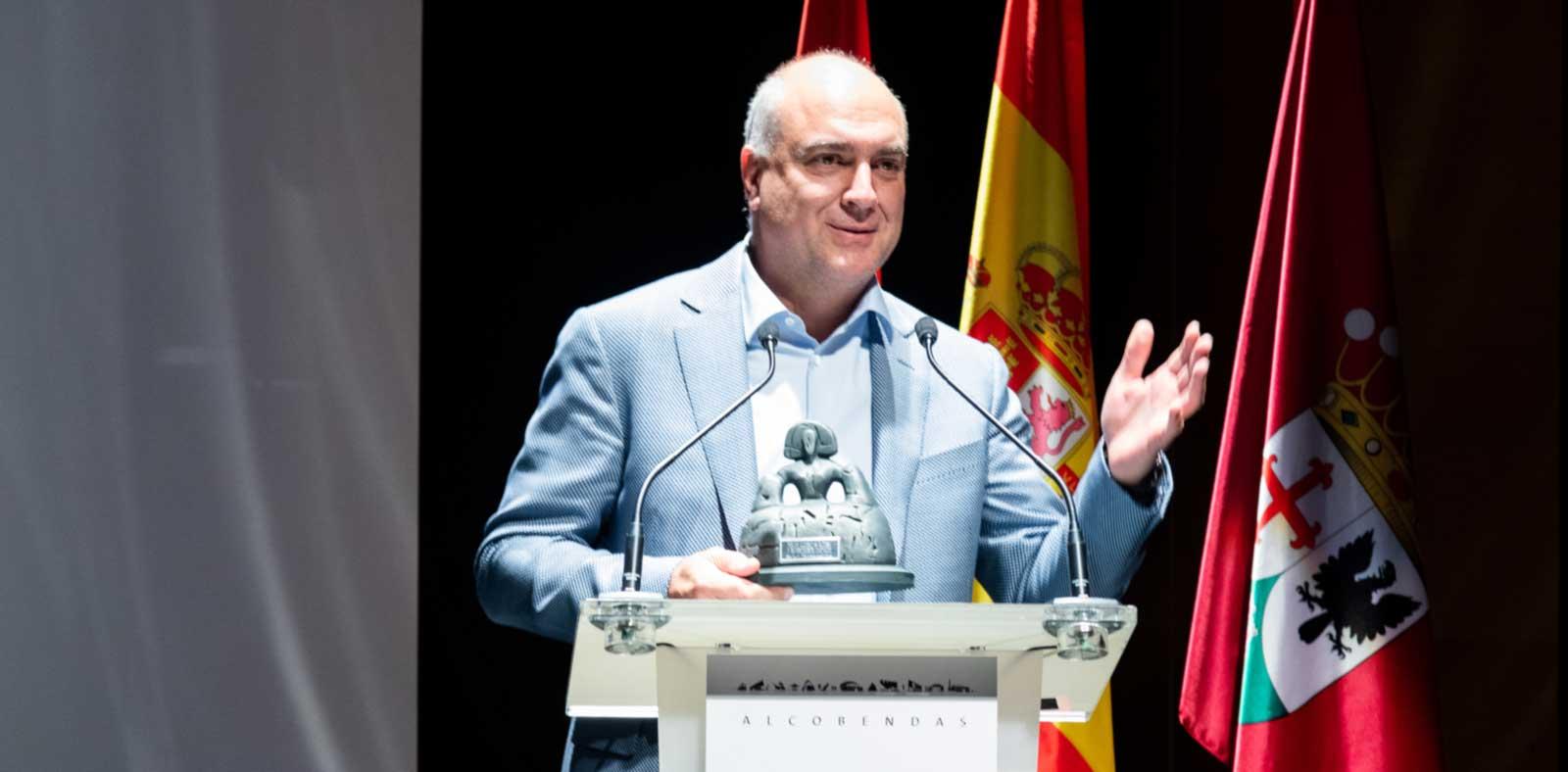 Net-Pharma awarded in the first edition of company and innovative entrepreneurship awards in Alcobendas