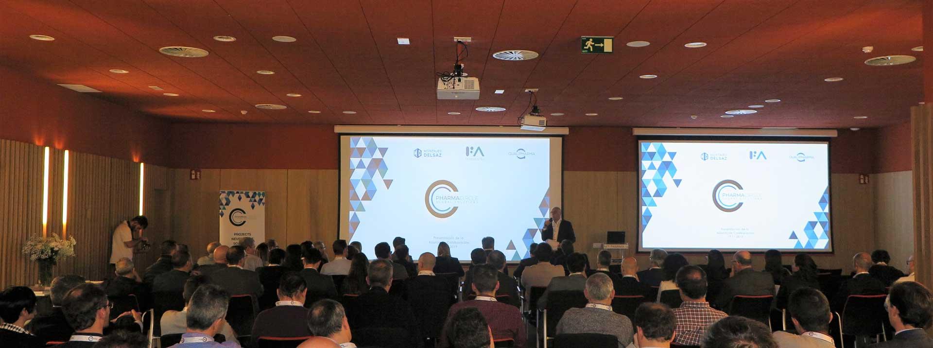 Montajes Delsaz presents its new strategic alliance: Pharma Circle Global Solutions