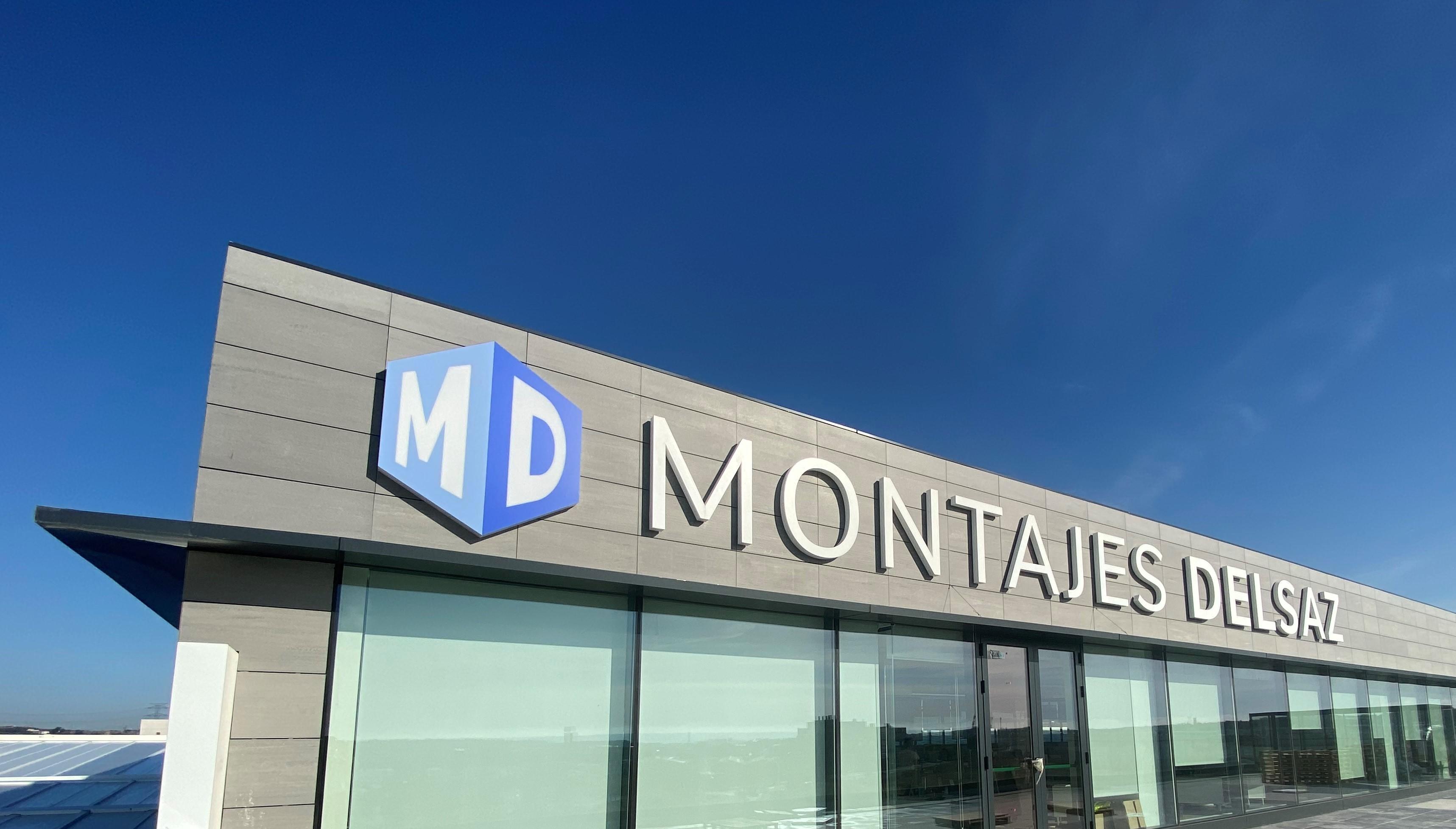 Montajes Delsaz continúa creciendo con la apertura de sus nuevas oficinas en Madrid