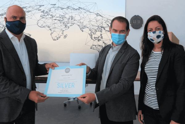 La nueva sede Montajes Delsaz recibe la Certificación LEED Plata