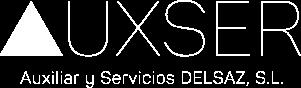 Logotipo Auxser
