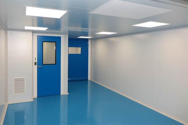 sala blanca, sala limpia, clean room de Montajes del Saz